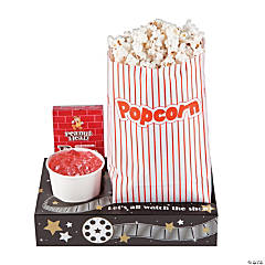 Movie Night Snack Trays