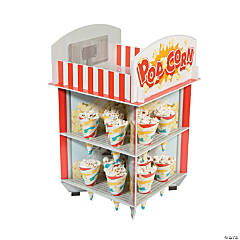 Movie Party Treat Stand with Cones - 25 Pc.
