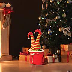 Mr. Christmas Elf Tabletop Kicker