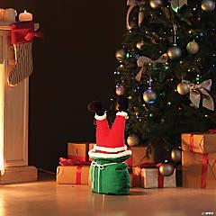 Mr. Christmas Santa Tabletop Kicker
