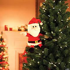 Mr. Christmas Santa Tree Hugger