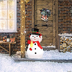 Mr. Christmas® Blow Mold Snowman