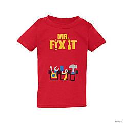 Mr. Fix It Toddler T-Shirt