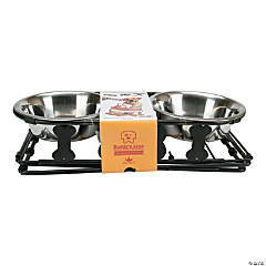 Multi-Level Adjustable Diner 3-Tiers-Black Wrought Iron