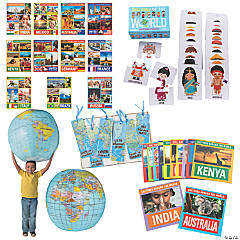 Multicultural Learning Kit