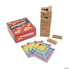 Multiplication Building Blocks