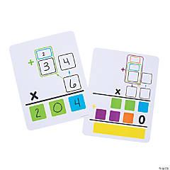 Multiplication Dry Erase Boards