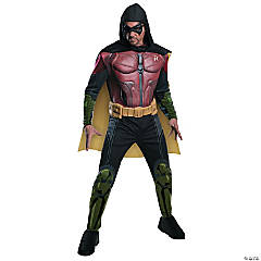 Muscle Chest Robin Halloween Costume for Adults