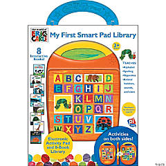 My First Smart Pad Box Set - Eric Carle, 8 book set