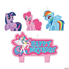 My Little Pony™ Friendship Is Magic Birthday Candles