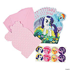 My Little Pony™ Friendship Is Magic Thank You Cards