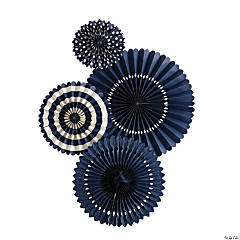 My Mind's Eye™ Navy Blue Hanging Fans