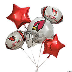 Mylar NFL® Arizona Cardinals™ Balloon Set