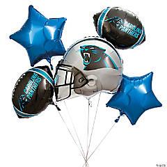 Mylar NFL® Carolina Panthers™ Balloon Set