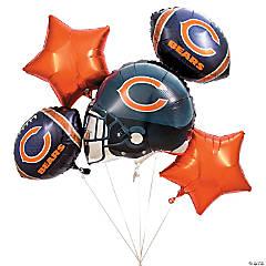 Mylar NFL® Chicago Bears™ Balloon Set