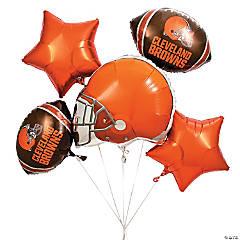 Mylar NFL® Cleveland Browns™ Balloon Set