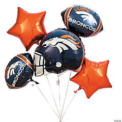 Mylar NFL® Denver Broncos™ Balloon Set