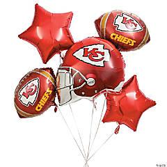 Mylar NFL® Kansas City Chiefs™ Balloon Set