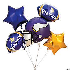 Mylar NFL® Minnesota Vikings™ Balloon Set