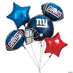 Mylar NFL® New York Giants™ Balloon Set