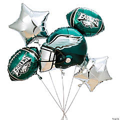 Mylar NFL® Philadelphia Eagles™ Balloon Set
