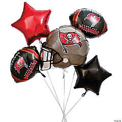 Mylar NFL® Tampa Bay Buccaneers™ Balloon Set