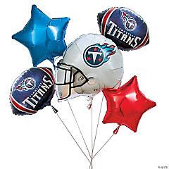 Mylar NFL® Tennessee Titans™ Balloon Set