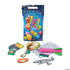 Mylar Zoo Animal Mylar Happy Sack™