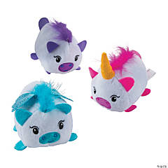Mythical Stuffed Horses PDQ