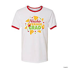 Nacho Average Grad Adult's T-Shirt - 2XL