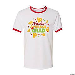 Nacho Average Grad Adult's T-Shirt - Large