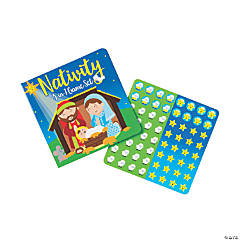 Nativity 3-In-1 Game Sets