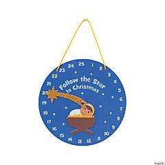 Nativity Advent Countdown Craft Kit