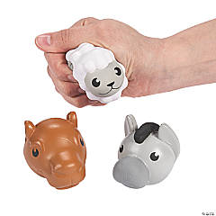 Nativity Animals Stress Toys