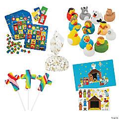 Nativity Bingo Prize Kit