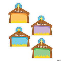 Nativity Bulletin Board Cutouts