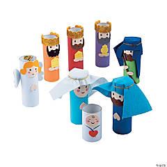 Nativity Craft Roll Craft Kit
