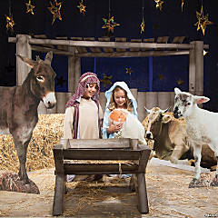 Nativity Décor Kit