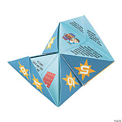 Nativity Fortune Teller Games