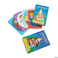 Nativity Go Fish Game