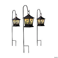 Nativity Lantern Outdoor Decorations