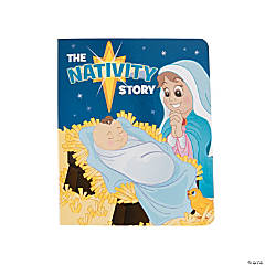 Nativity Mini Board Books
