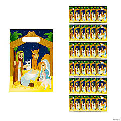 Nativity Party Goody Bags