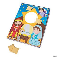 Nativity Star Bean Bag Toss Game