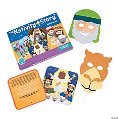 Nativity Story Cards & Activity Masks