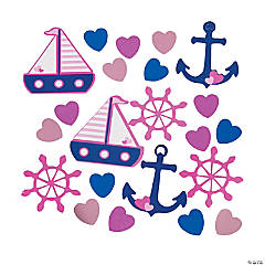 Nautical Girl Confetti