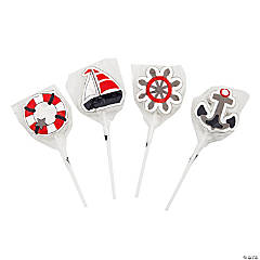 Nautical Lollipops