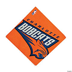 NBA® Charlotte Bobcats™ Lunch Napkins