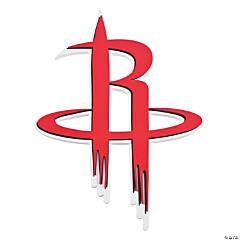 NBA® Houston Rockets 3D Hand Foam & Wallsign