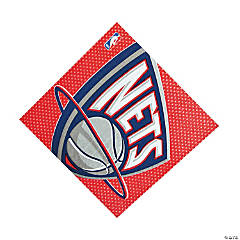 NBA® New Jersey Nets™ Lunch Napkins